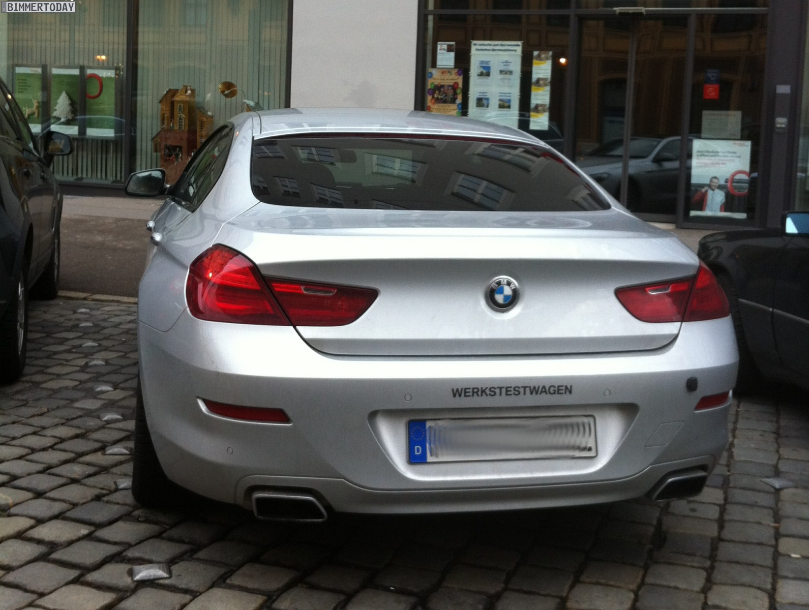 BMW 6er Gran Coupe photo 11