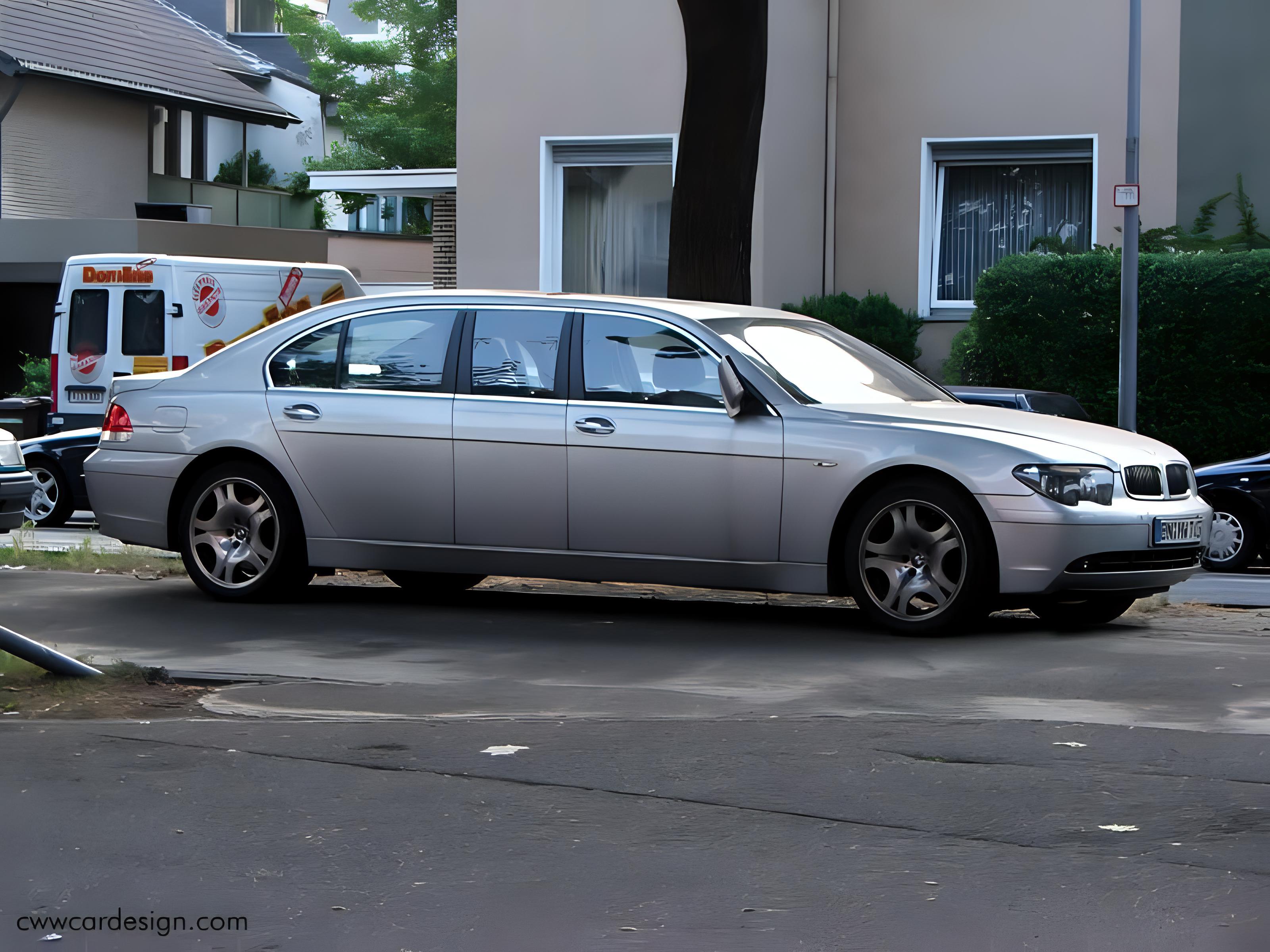 BMW 730 Photo 02