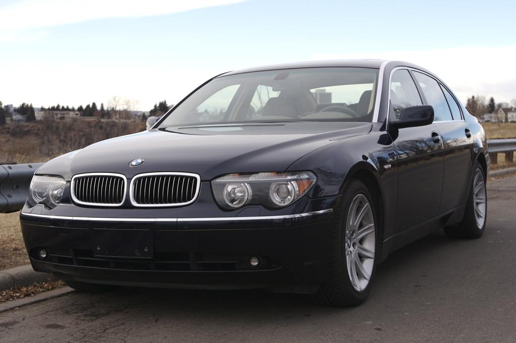 BMW 745 Photo 10