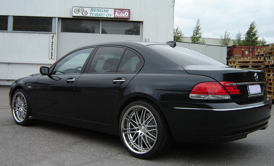bmw 745d technical details history photos on better parts ltd