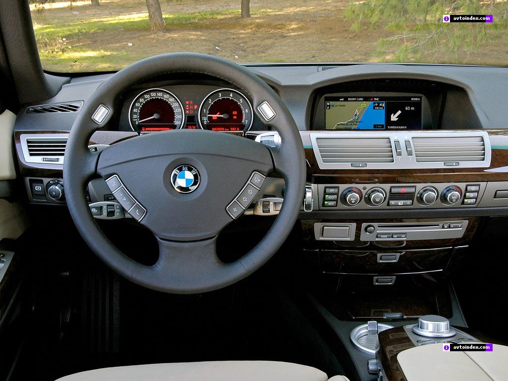 BMW 750 Photo 11