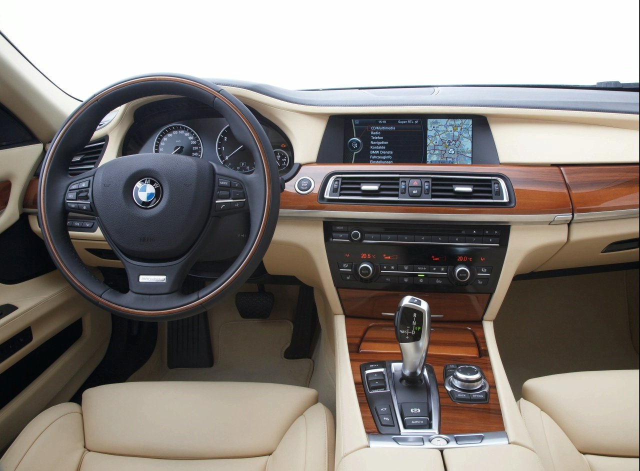 BMW 7er Edition Exclusive Photo 06