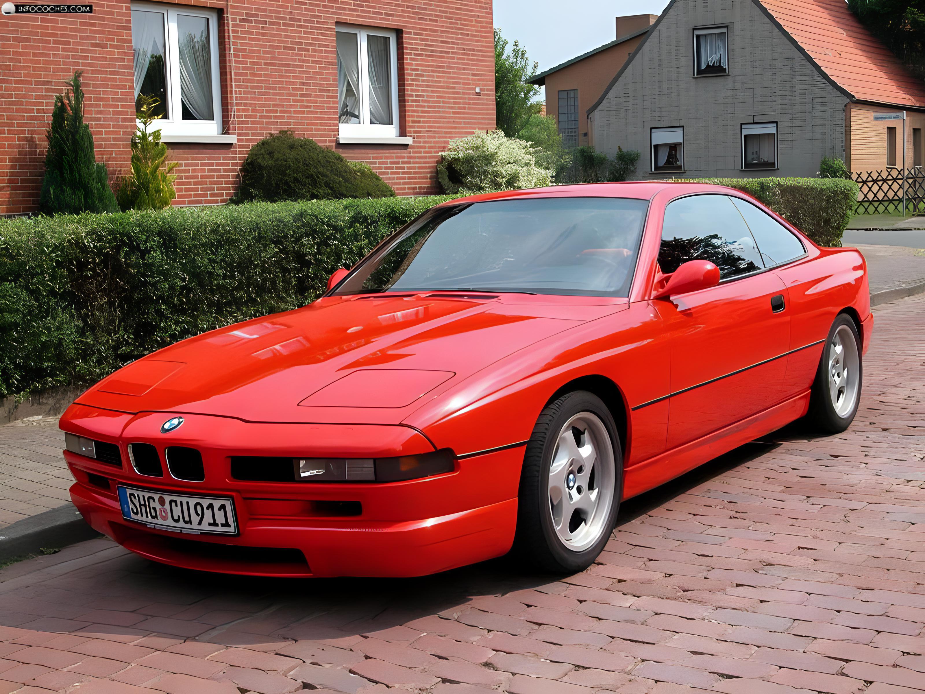 BMW 850 Photo 10