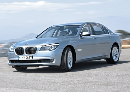 BMW ActiveHybrid 7 photo 03
