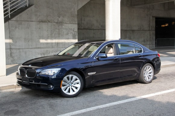 BMW ActiveHybrid 7 photo 05