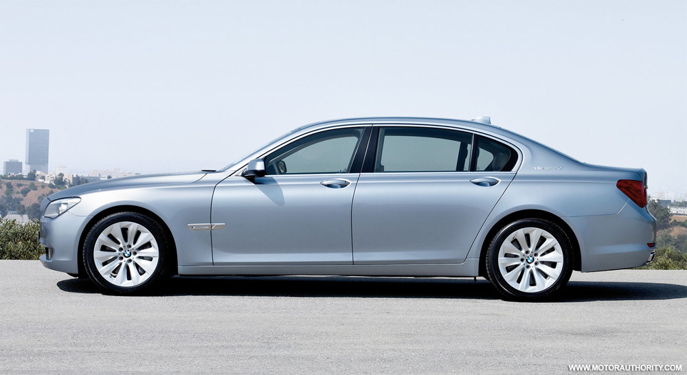 BMW ActiveHybrid 7 photo 14