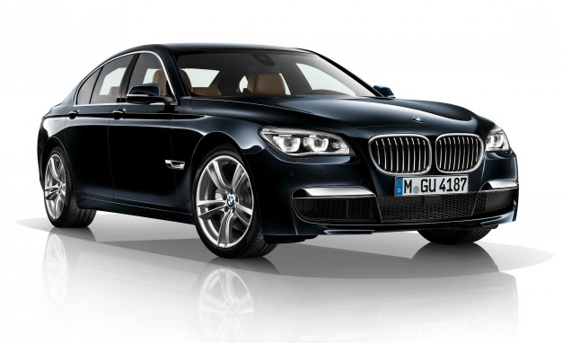 BMW ActiveHybrid 7 photo 15