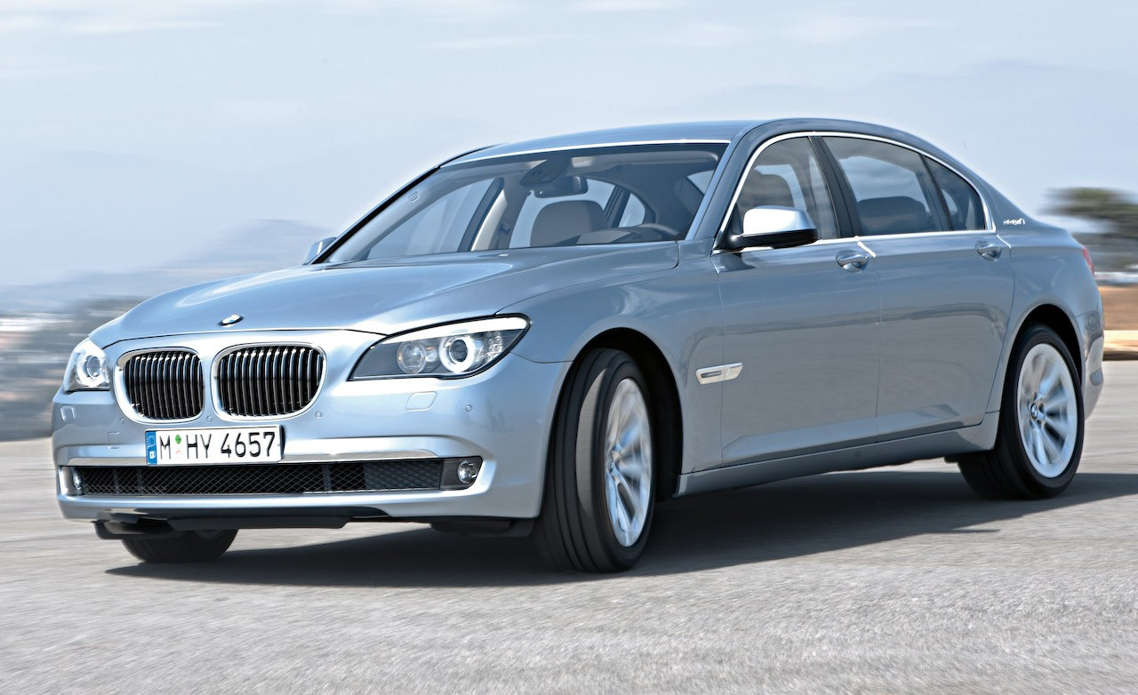 BMW ActiveHybrid 7 photo 18
