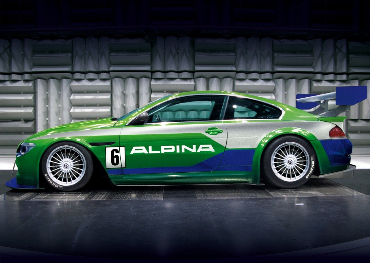 BMW Alpina B6 S photo 02