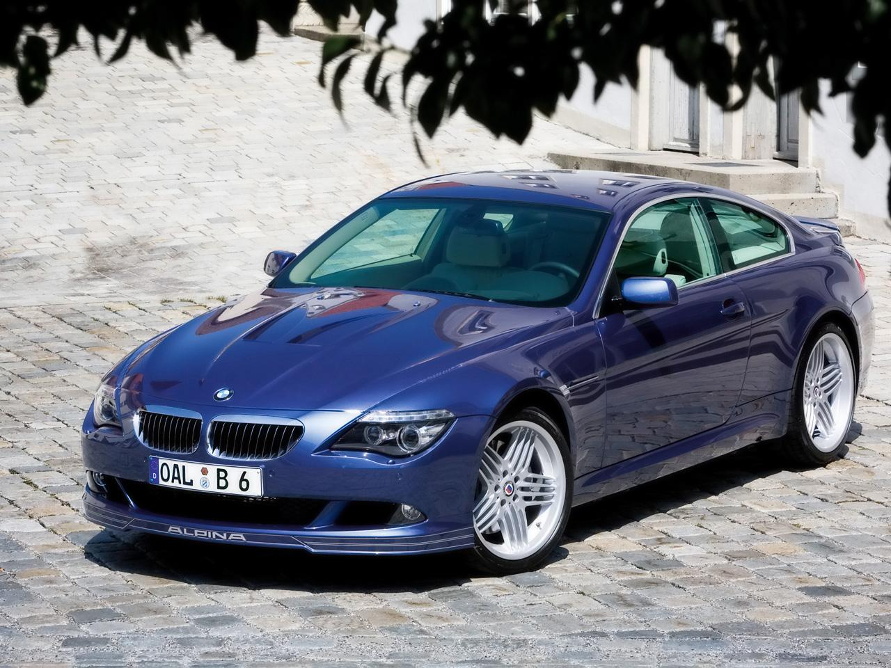 BMW Alpina B6 S photo 04