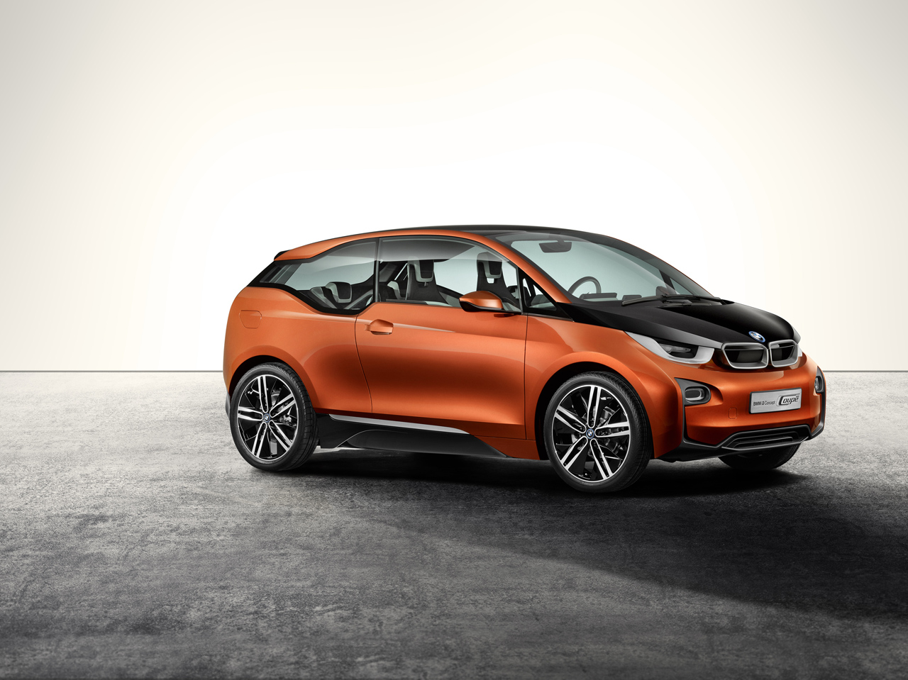 BMW i3 Coupe image #9