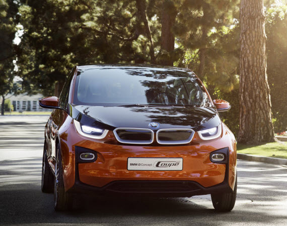 BMW i3 Coupe image #15