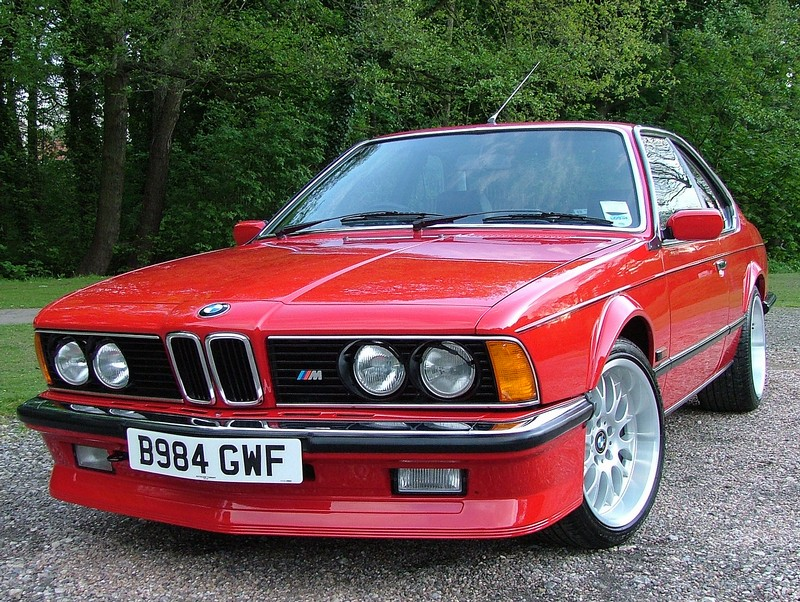 BMW M 635 CSi photo 02