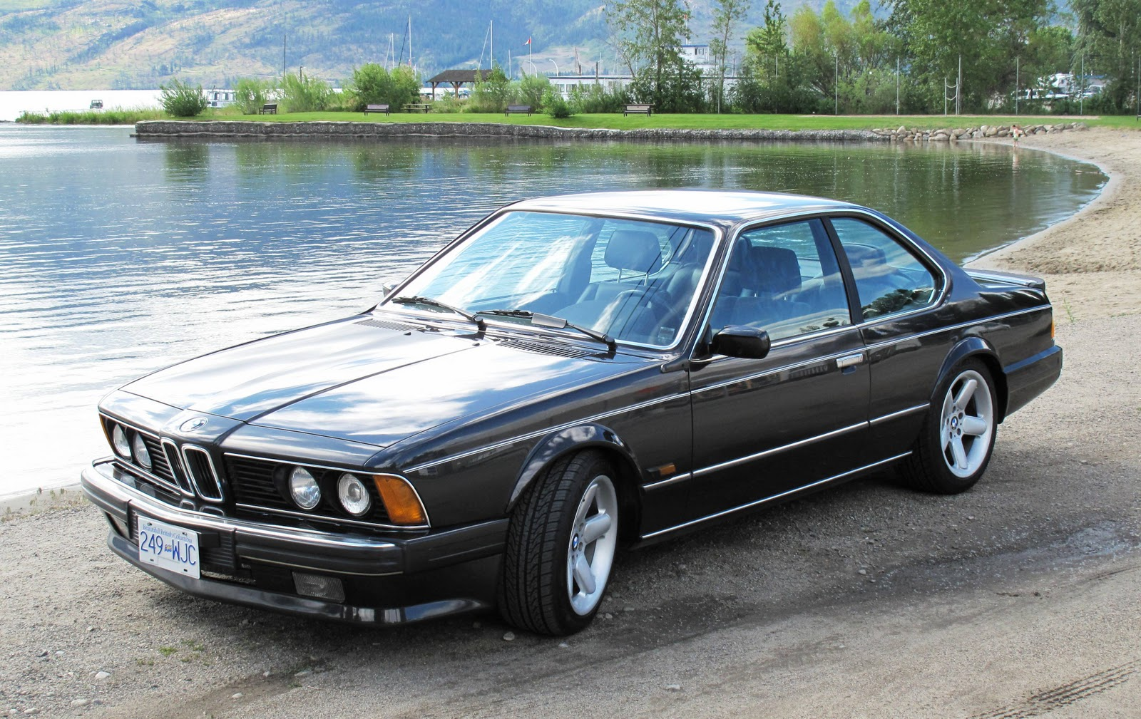 BMW M 635 CSi photo 03