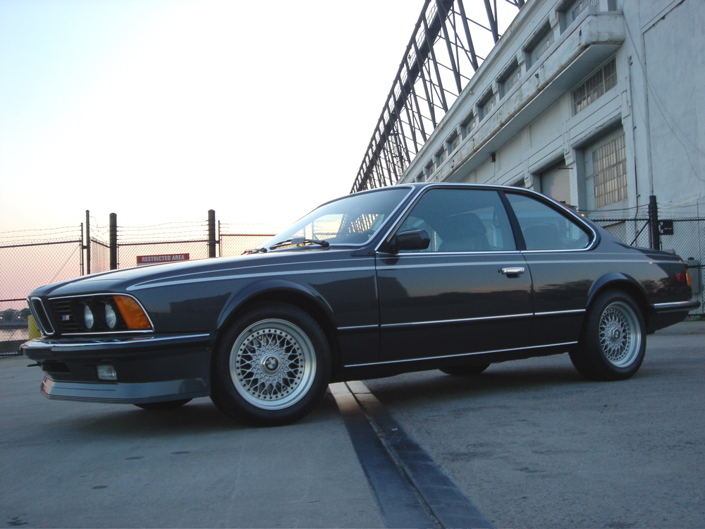 BMW M 635 CSi photo 04