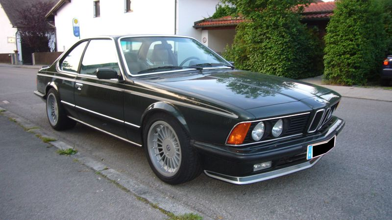 BMW M 635 CSi photo 09