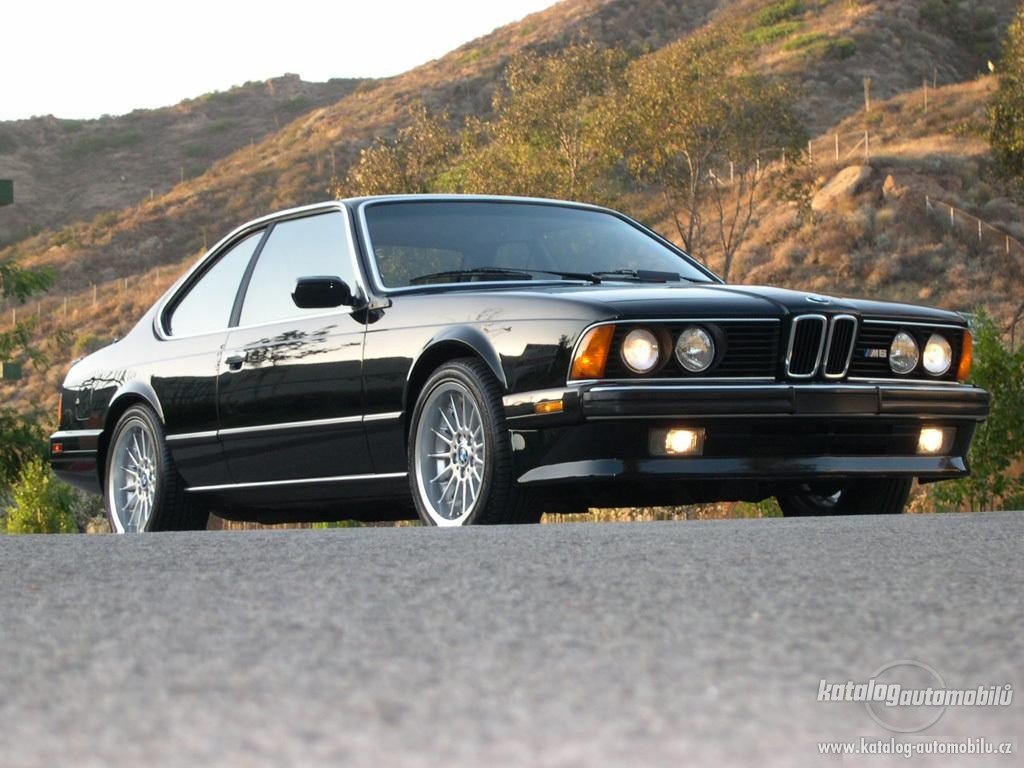 BMW M 635CSi photo 01