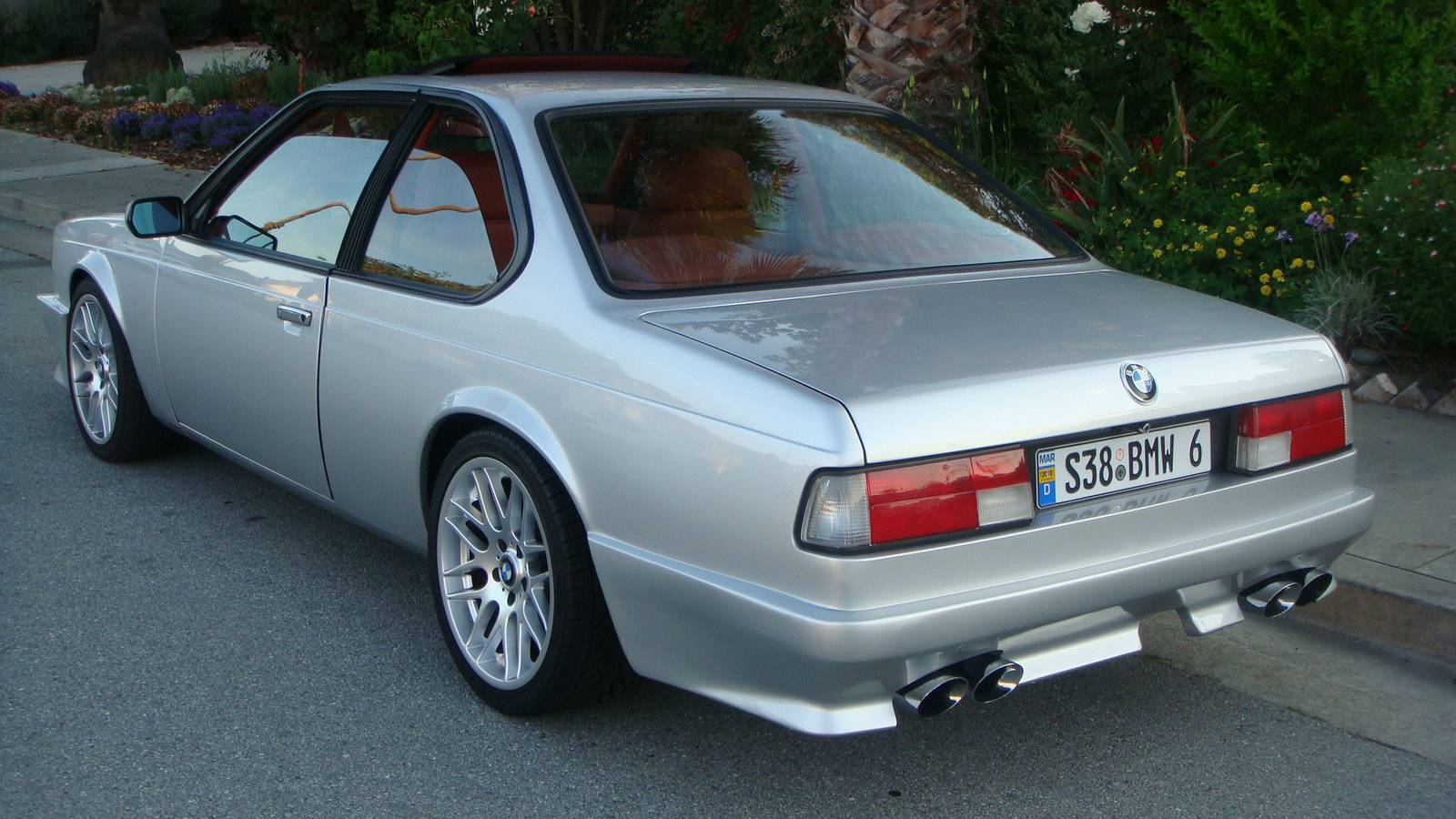 BMW M 635CSi photo 10
