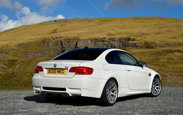 BMW M3 Competition image #4