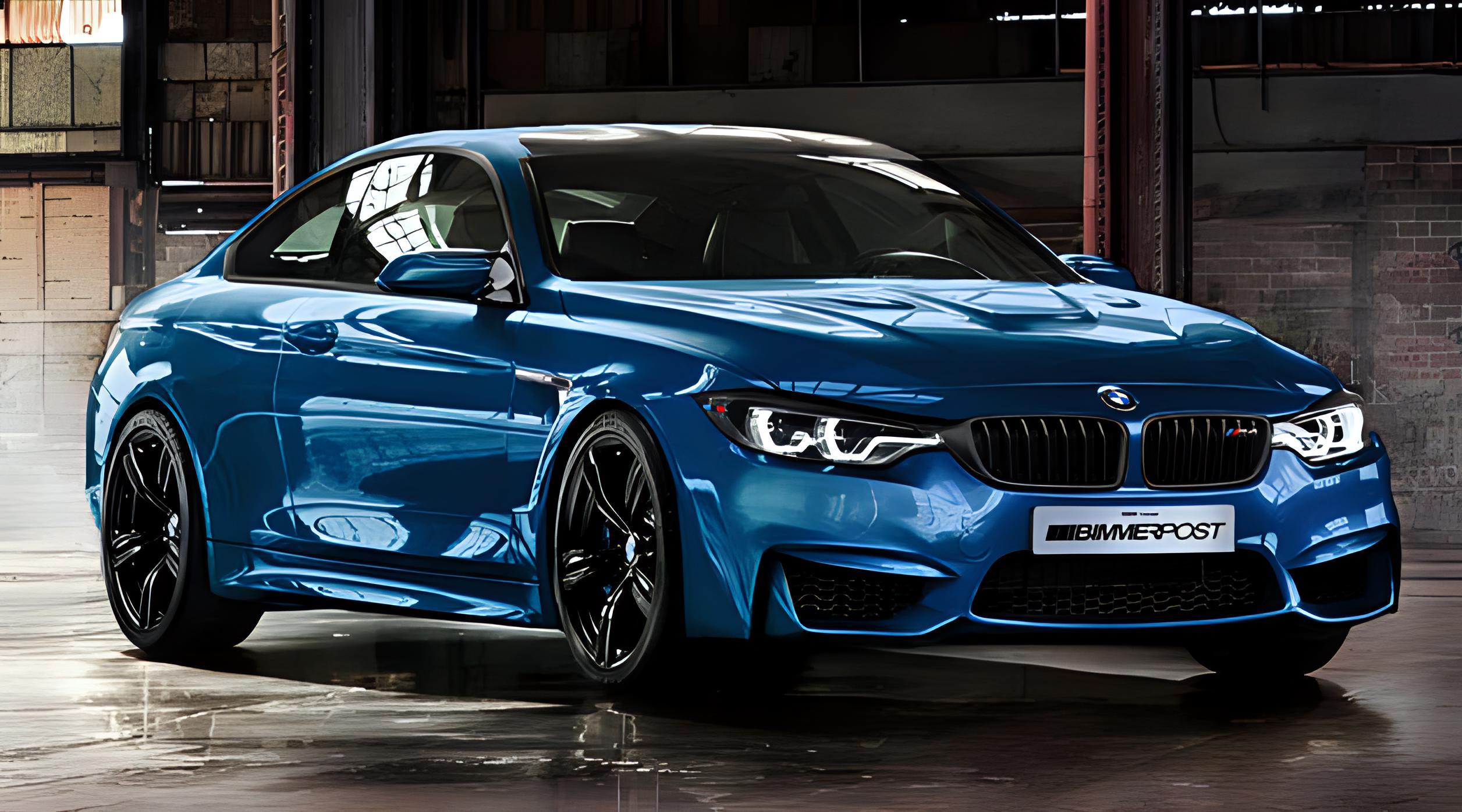 BMW M Technical Details History Photos On Better Parts LTD - 2013 bmw m4