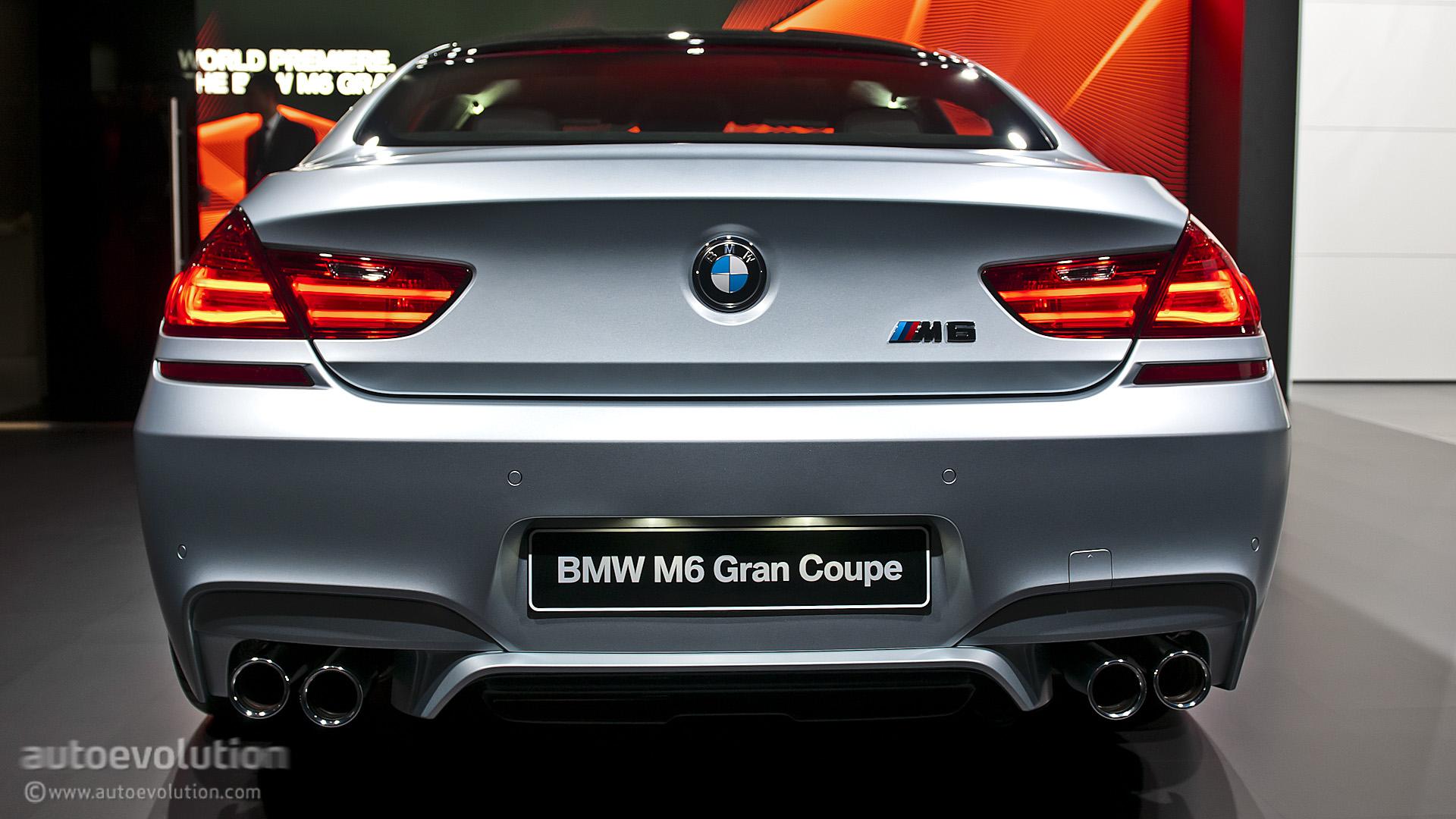 BMW M6 Gran Coupe Photo 07