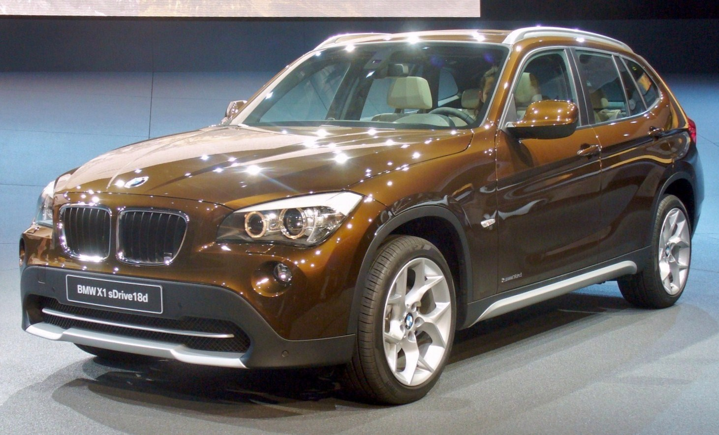 bmw x1 sdrive 18d technical details history photos on better parts ltd. Black Bedroom Furniture Sets. Home Design Ideas