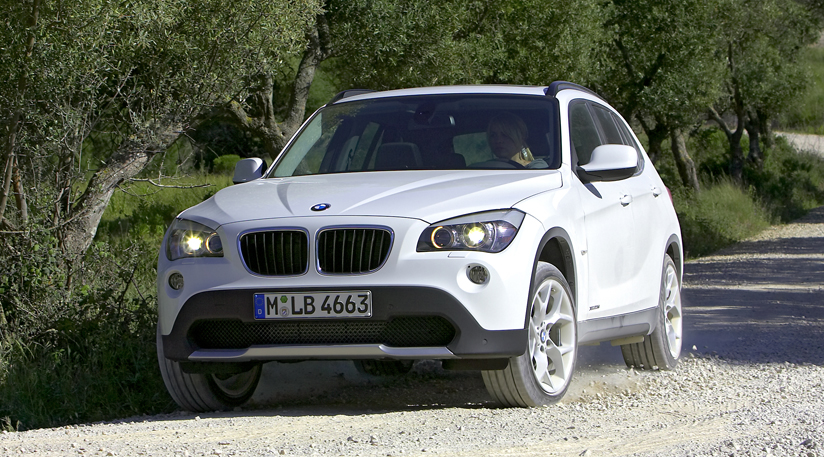 Bmw X1 Xdrive 20d Technical Details History Photos On