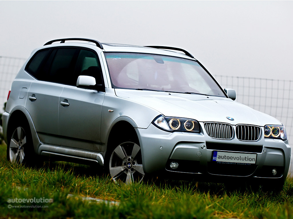 bmw x3 3 0 technical details history photos on better parts ltd. Black Bedroom Furniture Sets. Home Design Ideas
