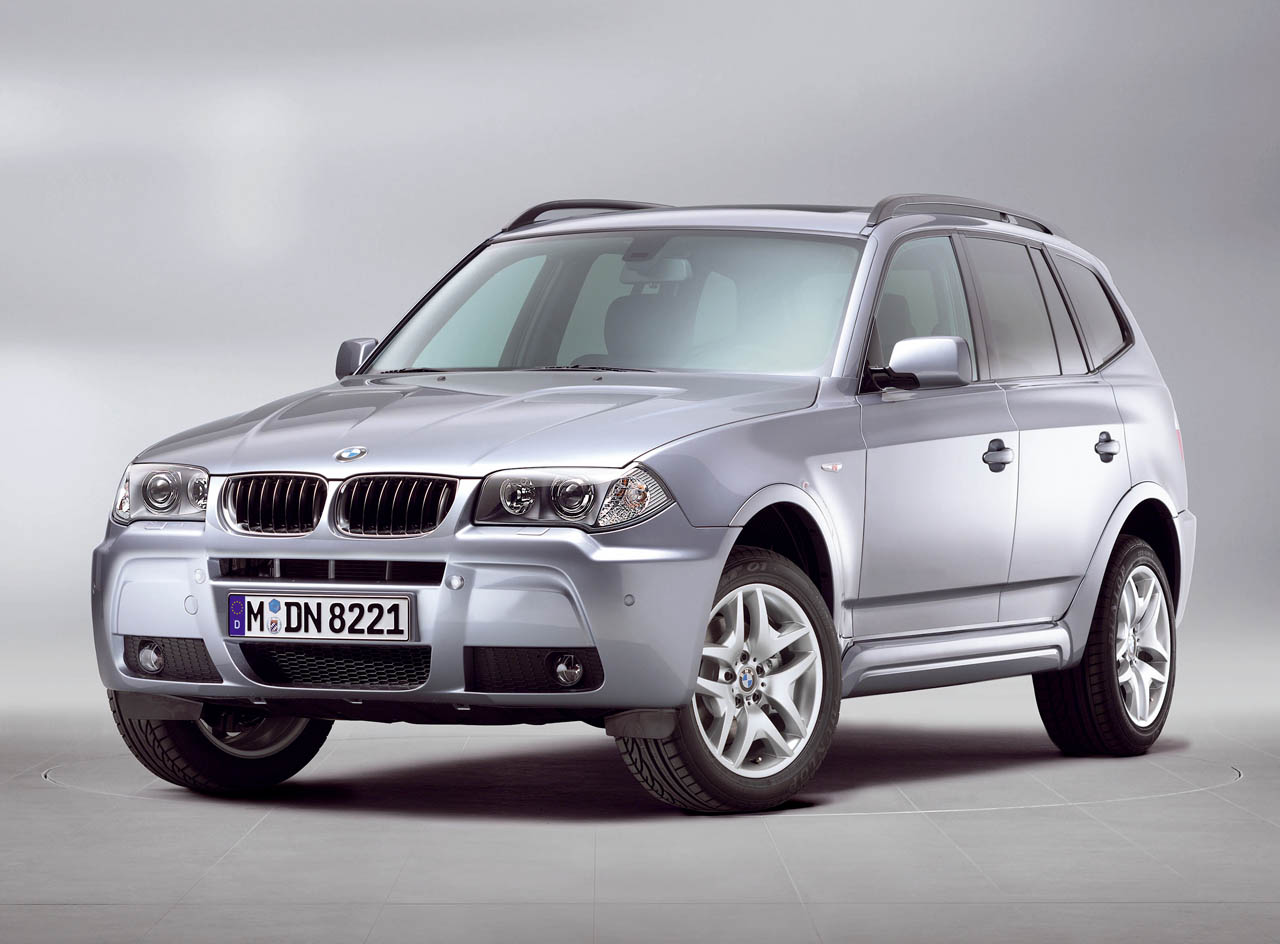 Bmw X3 3 0 Technical Details History Photos On Better