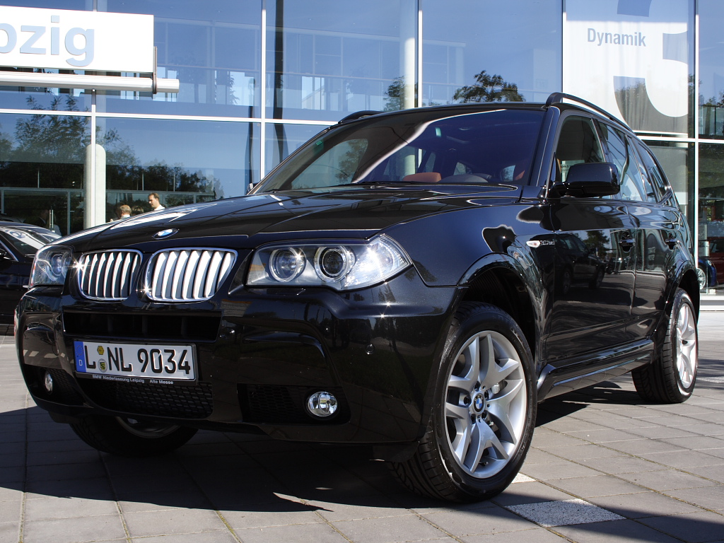 bmw x3 technical details history photos on better parts ltd. Black Bedroom Furniture Sets. Home Design Ideas