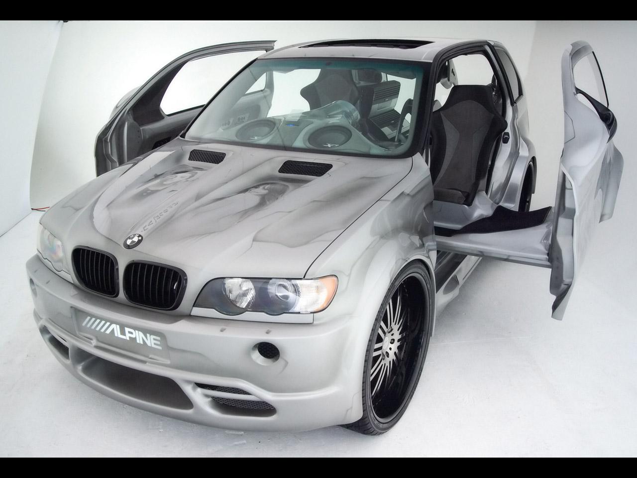 BMW X5 history photos on Better Parts LTD