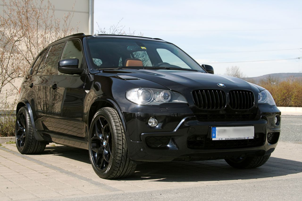 Bmw X5 History Photos On Better Parts Ltd