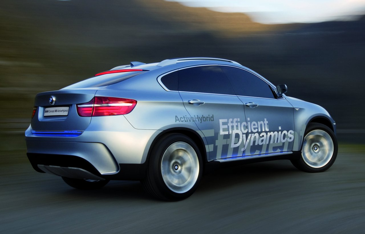 Bmw X6 Hybrid Technical Details History Photos On Better