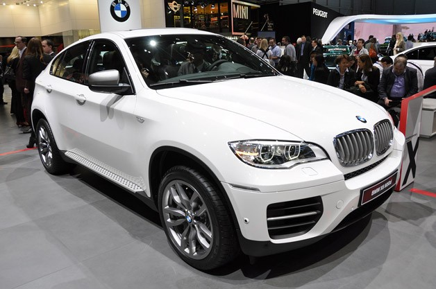 Bmw X6 M 50d Technical Details History Photos On Better