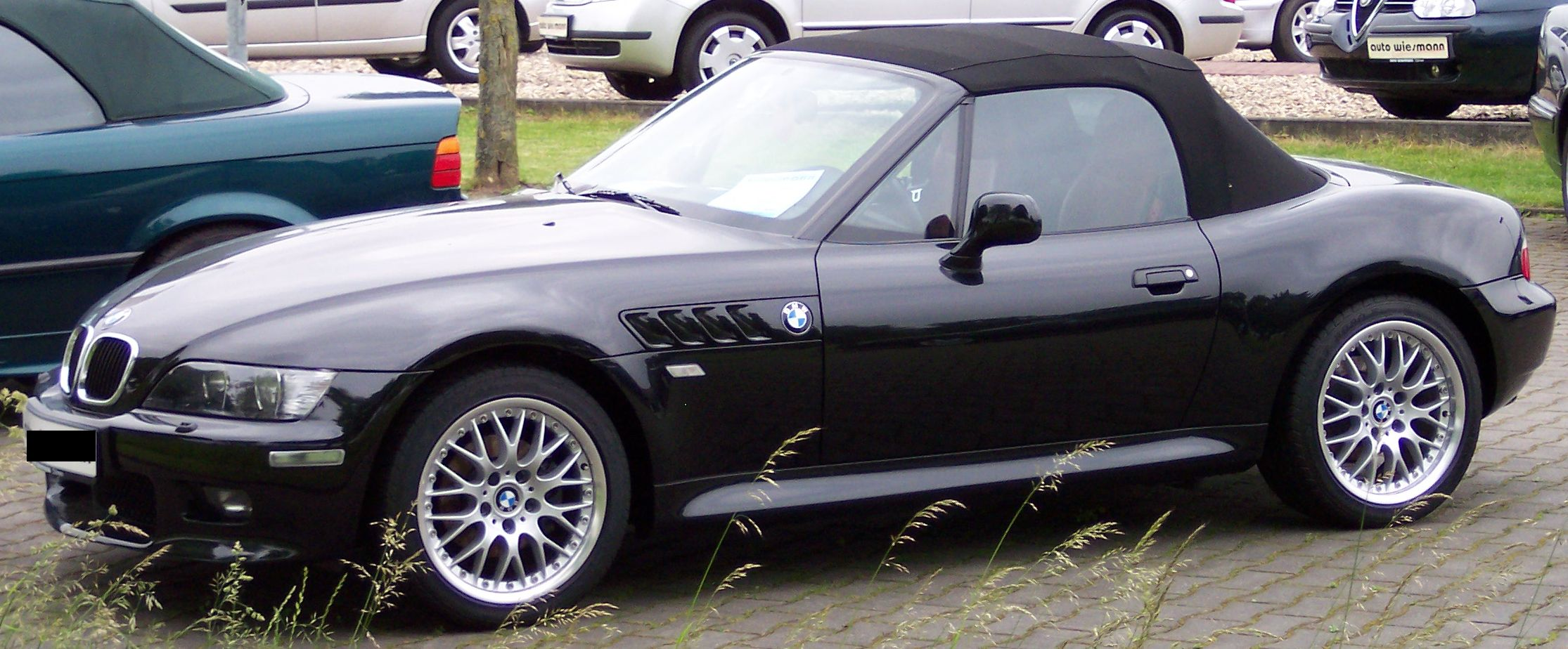BMW Z3 history, photos on Better Parts LTD