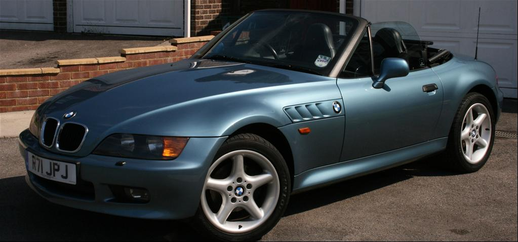 BMW Z3 photos #15 on Better Parts LTD