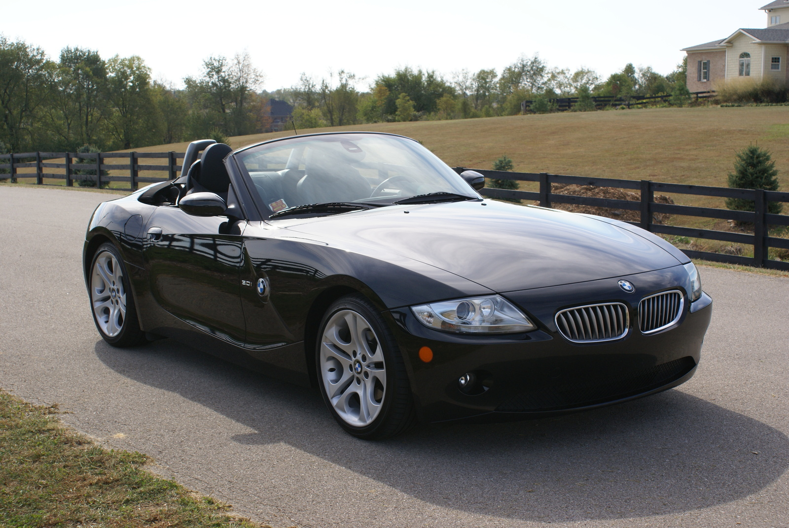 Bmw Z4 3 0i Technical Details History Photos On Better