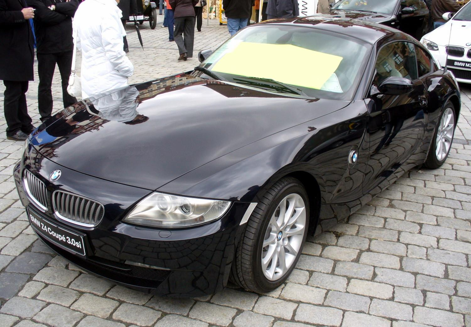 Bmw Z4 3 0si Coup 233 Image 2