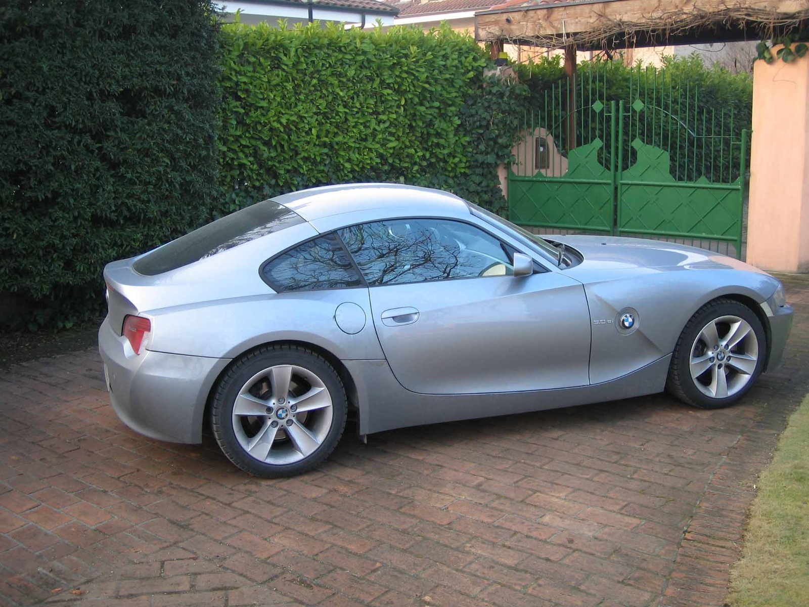 bmw z4 coup technical details history photos on better parts ltd. Black Bedroom Furniture Sets. Home Design Ideas
