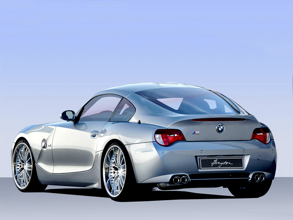 bmw z4 m coupé technical details, history, photos on better parts ltd