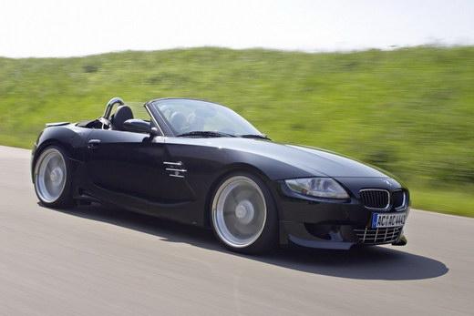 BMW Z4 M Roadster technical details history photos on Better