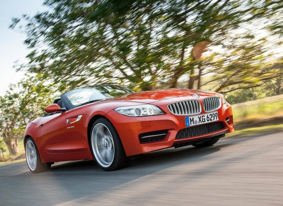 Bmw Z4 Sdrive 18i Technical Details History Photos On