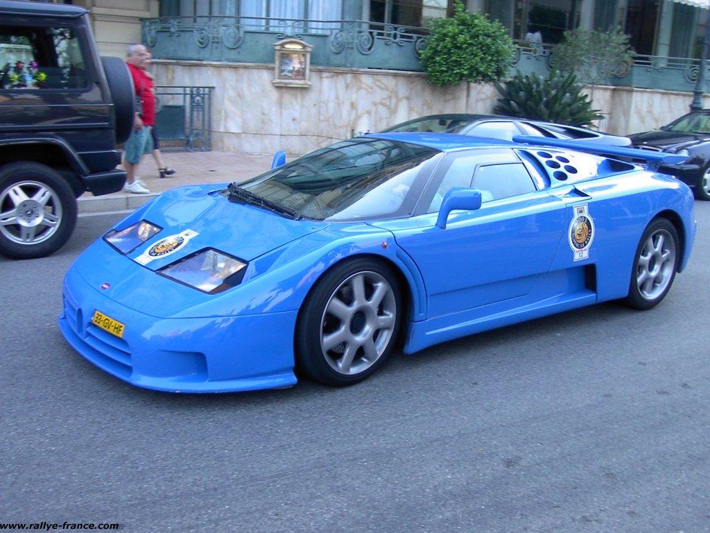 Bugatti Eb 110 Image 15