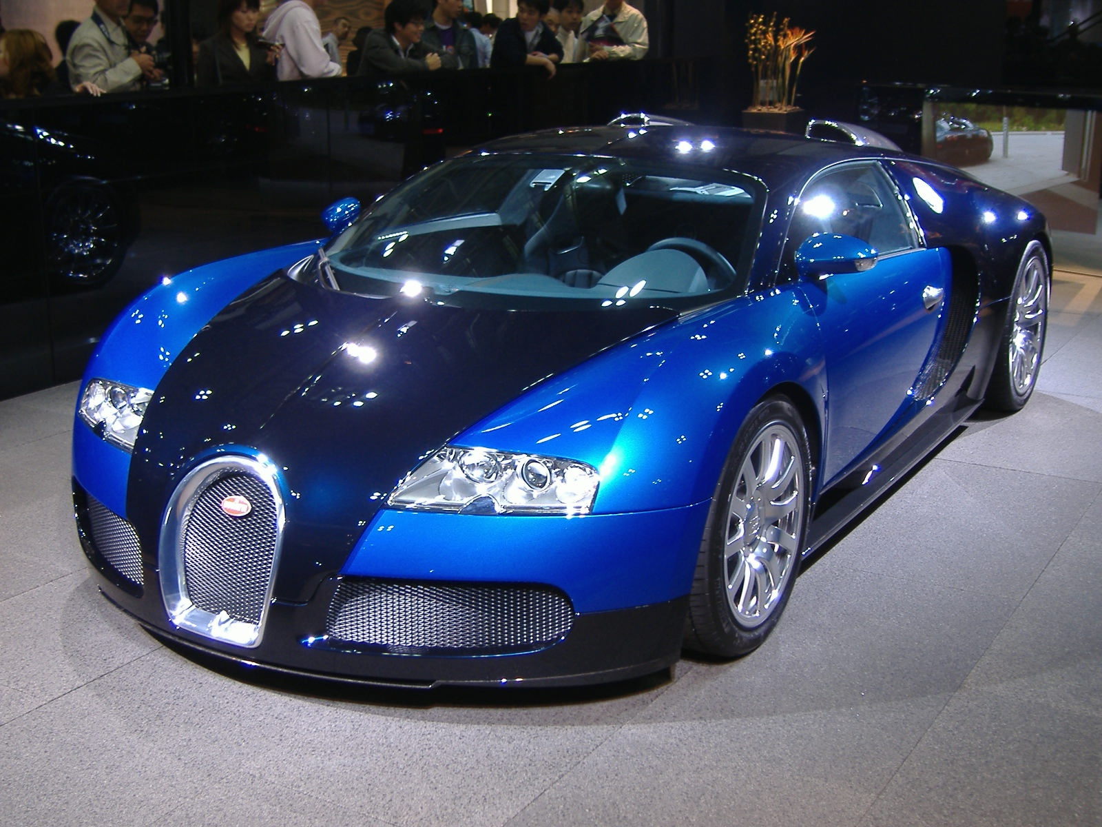 Bugatti Veyron history, photos on Better Parts LTD