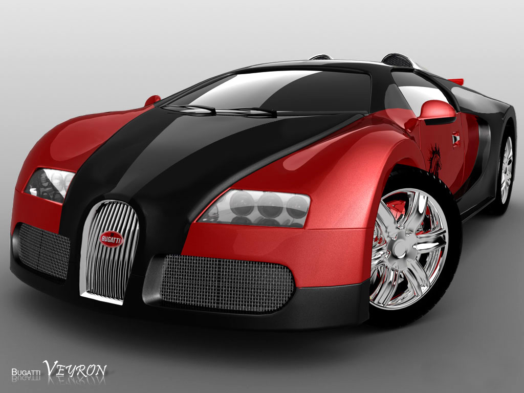 Bugatti Veyron photo 03