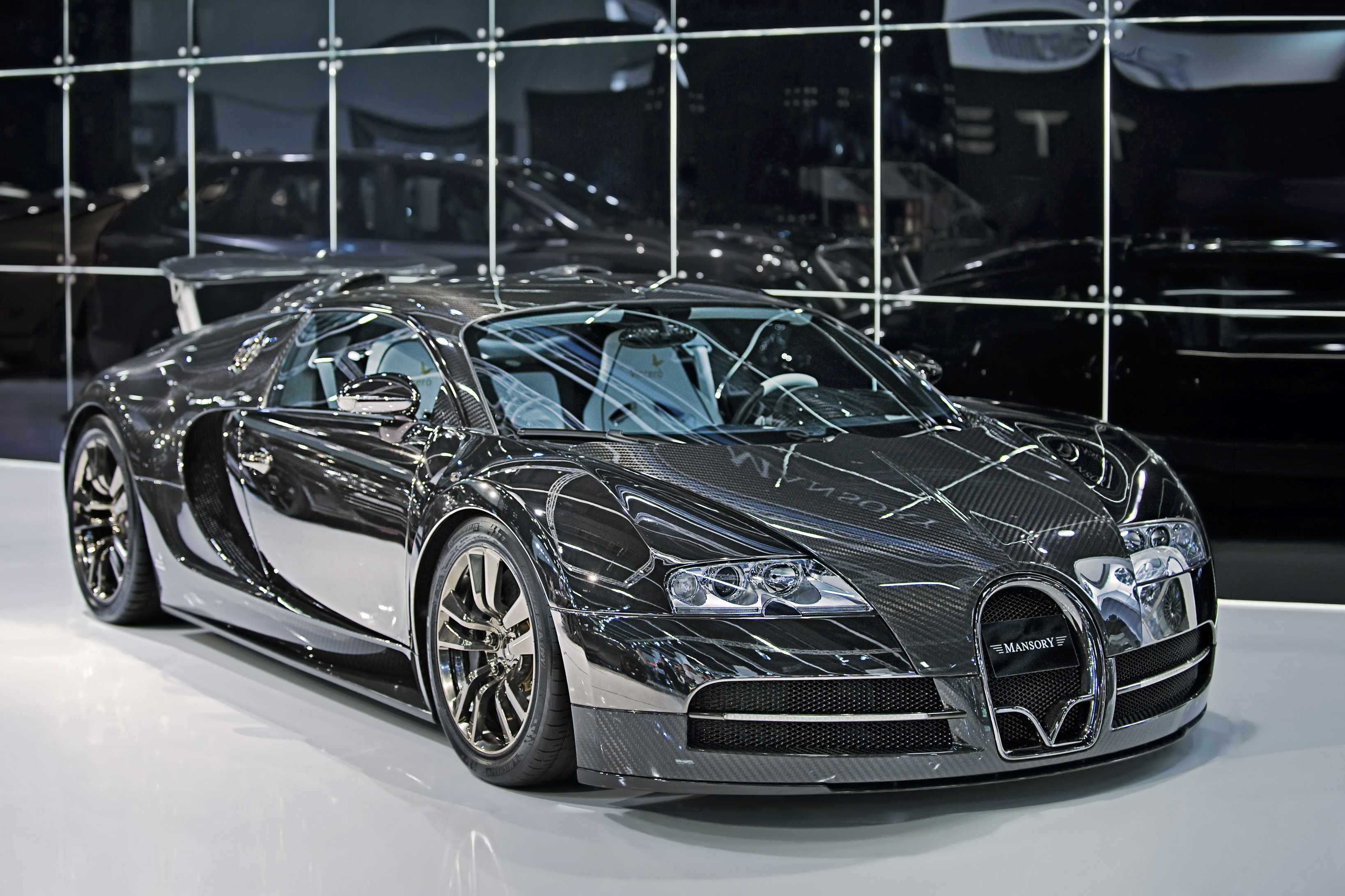 Bugatti Veyron photo 07