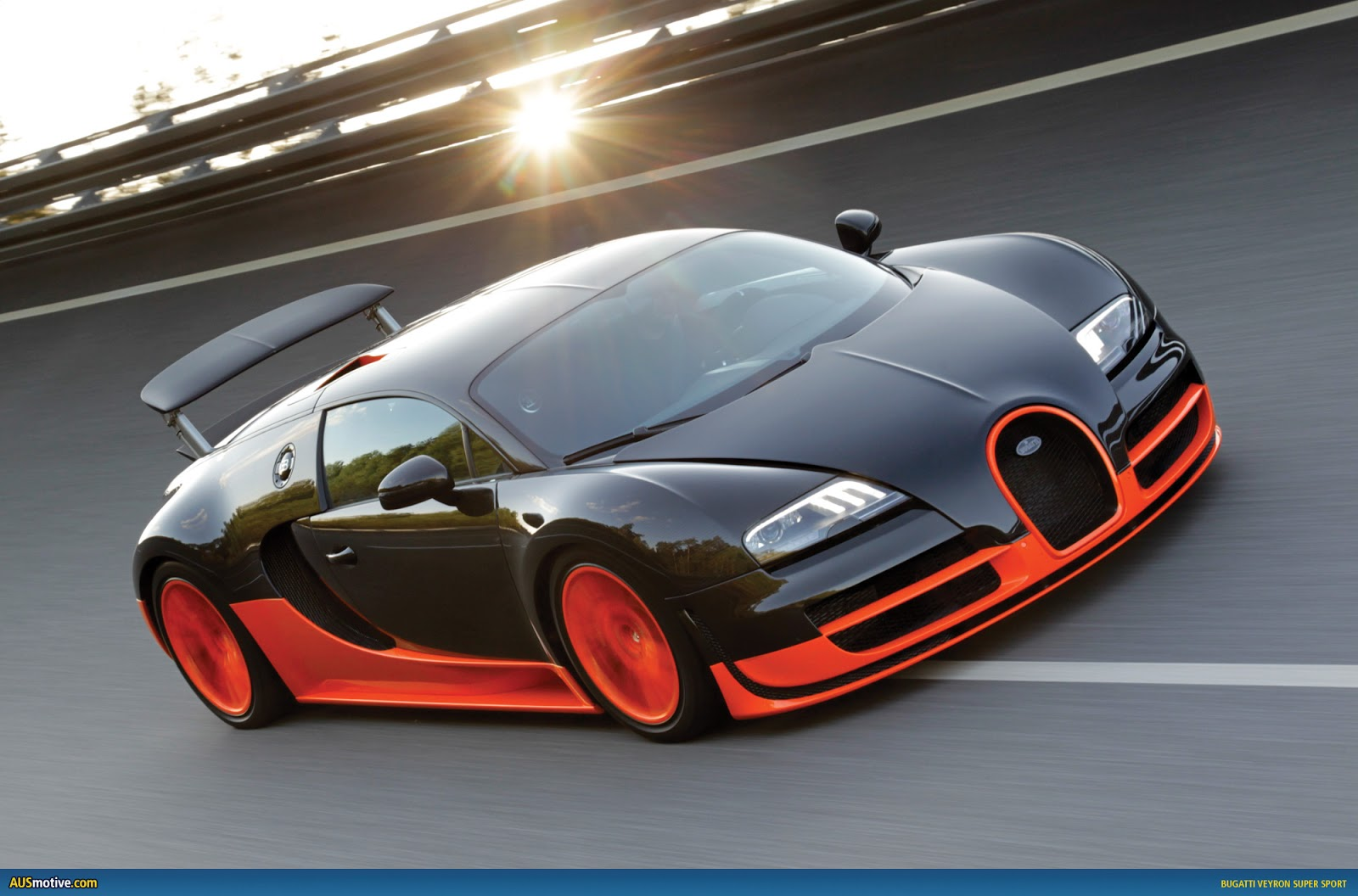 Bugatti Veyron photo 08