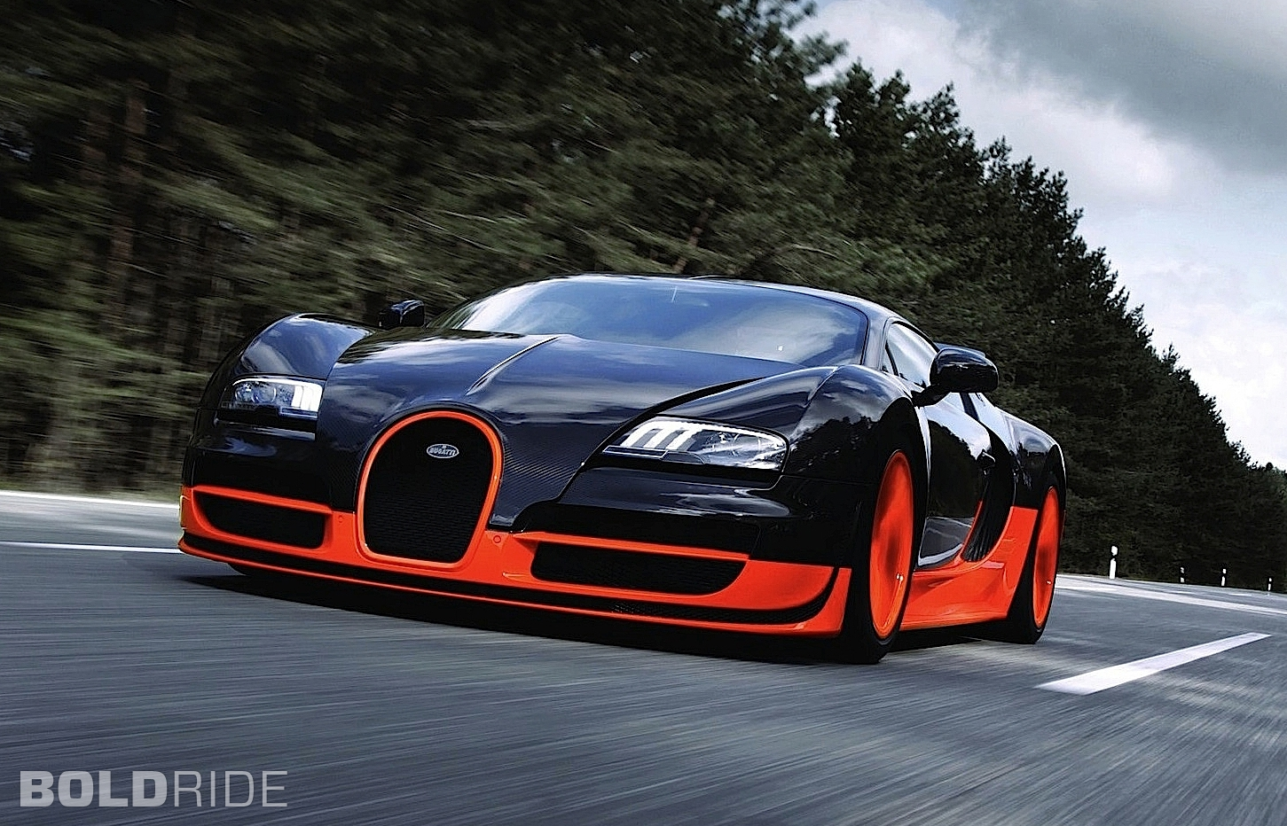 Bugatti Veyron photo 09
