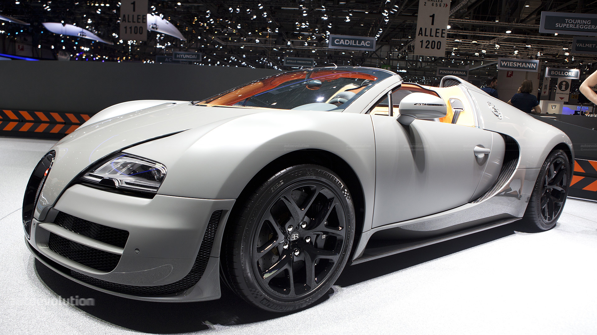 Bugatti Veyron Grand Sport Vitesse photo 06