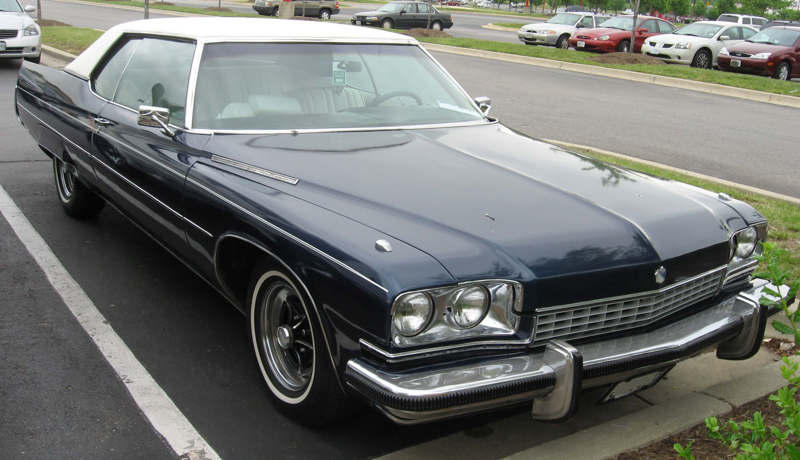 Buick Electra photo 10